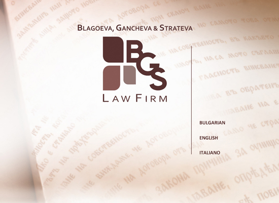 Blagoeva, Gancheva, Strateva - law firm